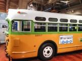 The actual Rosa Parks bus