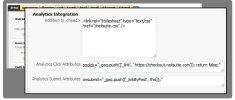 Google Analytics in NetSuite - Step 2