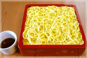 天皇 黄金蕎麦 釧路