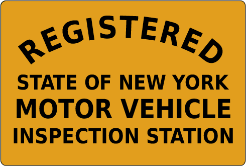 New York State Motor Vehicle Inspection