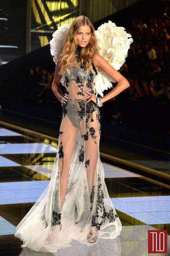 Foto-Foto Model-model Seksi Victoria Secret's Fashion Show 2014