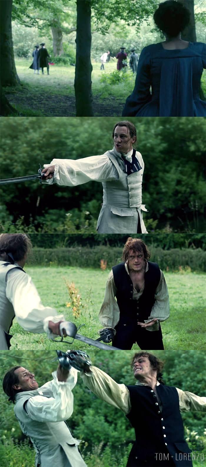 Outlander Style Best Laid Schemes Tom Lorenzo
