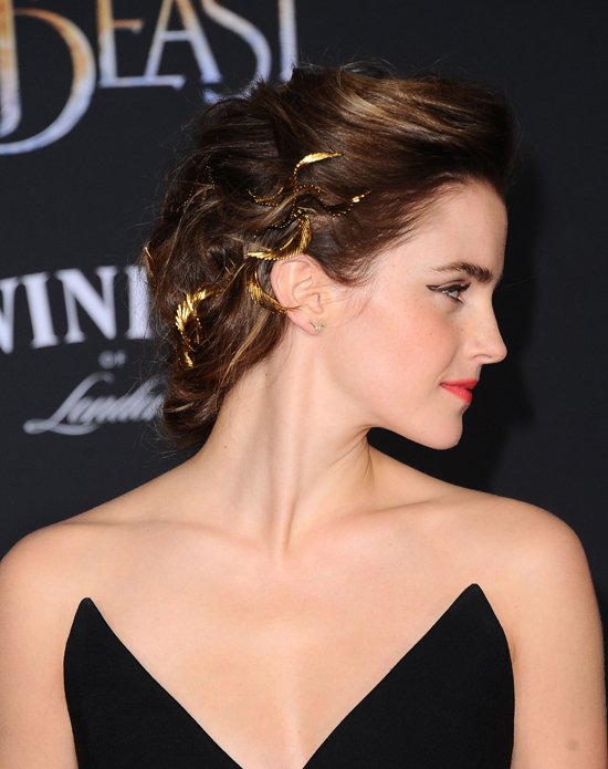 Emma Watson Is A Princess In Pants At The Beauty And The