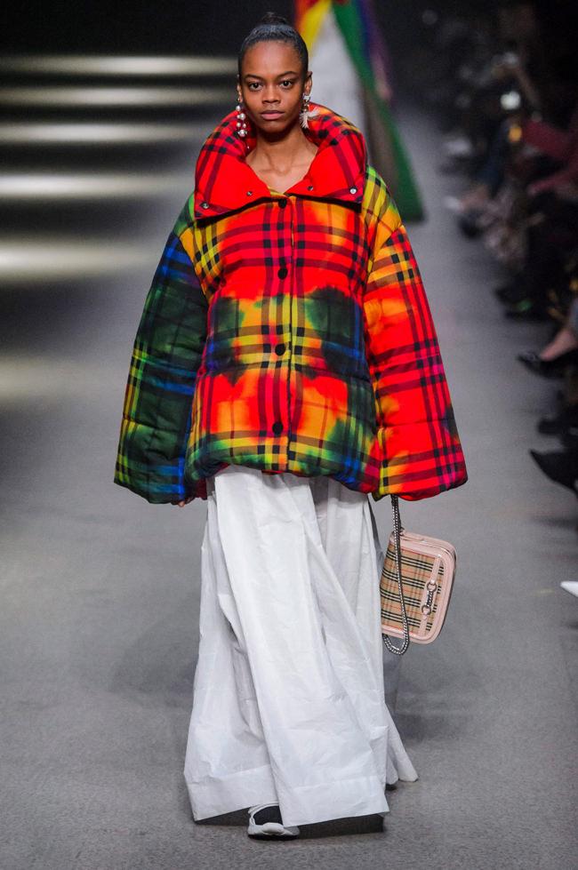 London Fashion Week Burberry Fall 2018 Show Tom Lorenzo