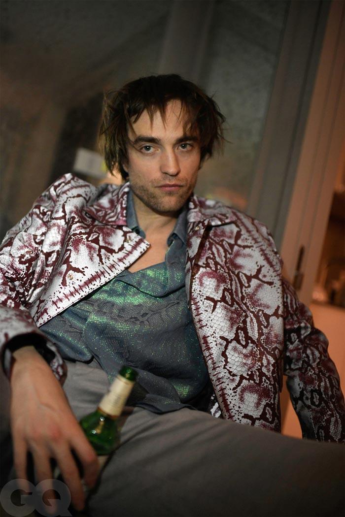 "The Batman"" Star Robert Pattinson for GQ Magazine | Tom + Lorenzo"