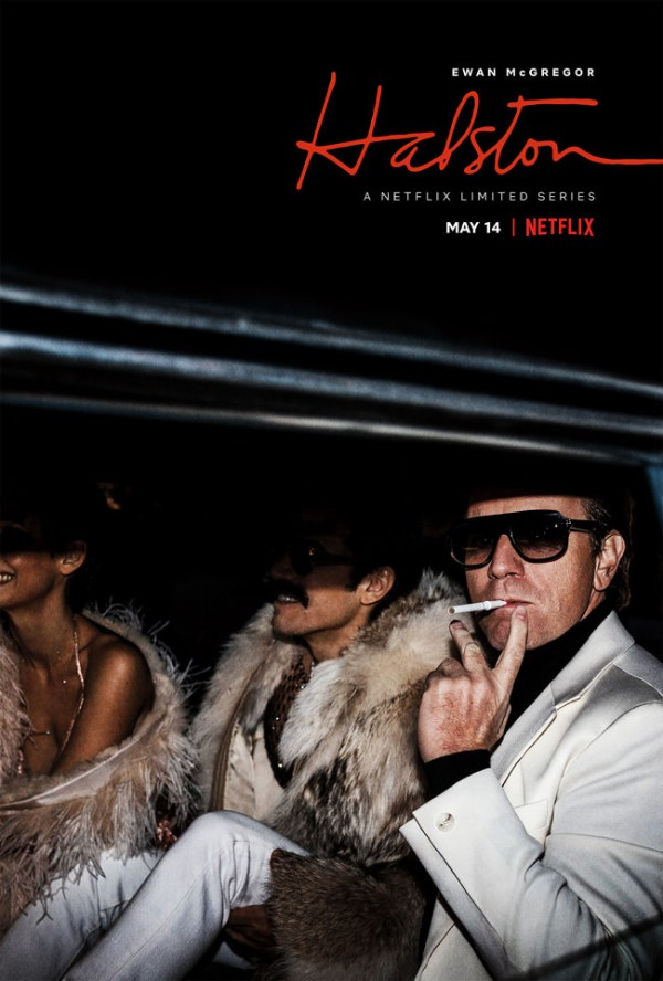 FIRST LOOK at Netflix's HALSTON Limited Series Starring Ewan McGregor and  OMG JUST LOOK AT THIS | Tom + Lorenzo