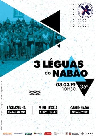 3Léguas do Nabão - Tomar 2019