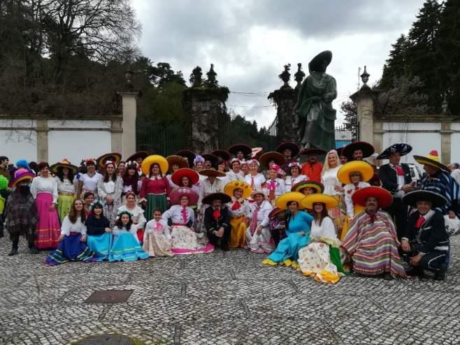 Carnaval em Tomar 2019 tomarnarede.pt