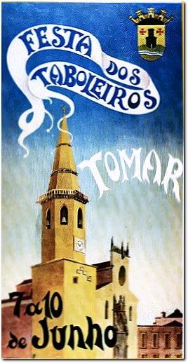 Festa dos Tabuleiros 1929 1929 cartaz 2