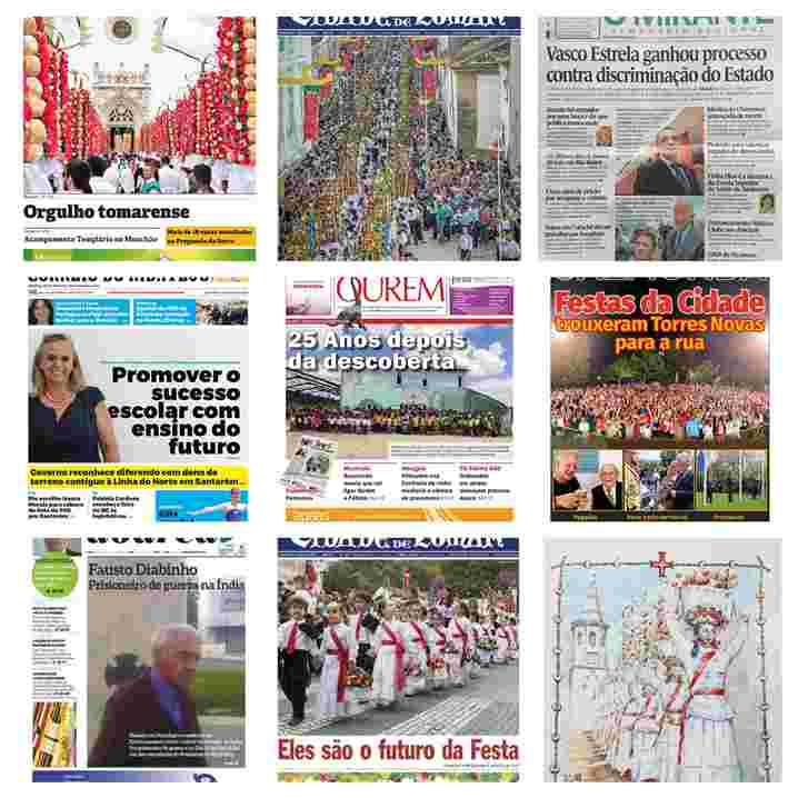 imprensa jornais capas