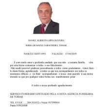 DANIEL ALBERTO LOPES OLIVEIRA