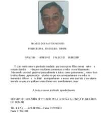 MANUEL DOS SANTOS MENDES