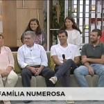 familia numerosa luis Francisco