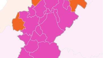 mapa distrito