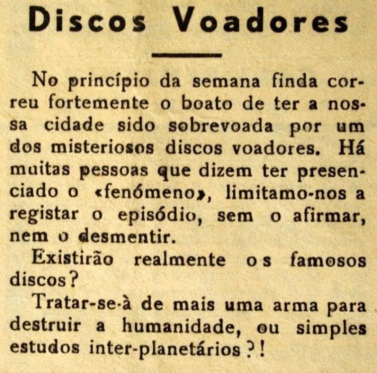 fev. 1955 Jornal CIDADE DE TOMAR