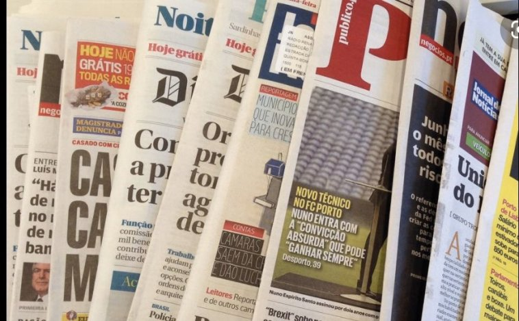 imprensa jornais press