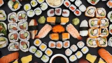 sushi 67890