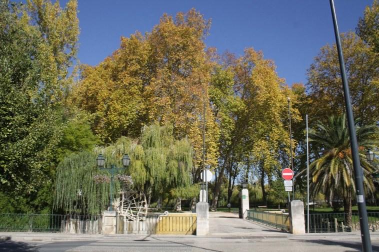 Tomar Parque Mouchao