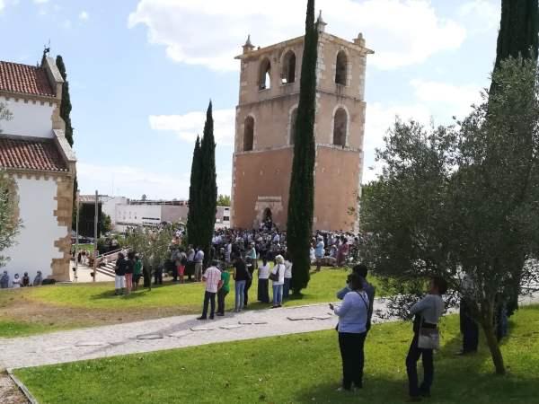 funeral igreja santa maria olival IMG 20200821 154455