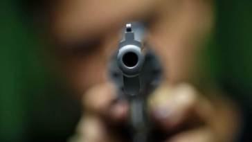 disparo crime tiro