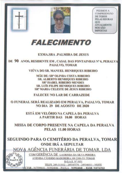 palmira jesus