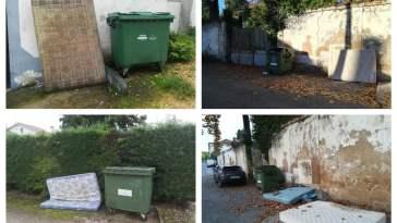 lixo colchao 2