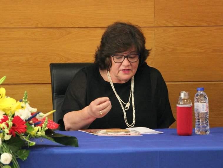 Maria Dos Anjos Esperanca delegada de saude 4