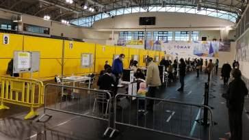 eleicoes votacao pavilhao IMG 20210124 102143