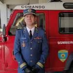 novo comandante dos bombeiros de Tomar Humberto Morgado IMG 20210102 111353