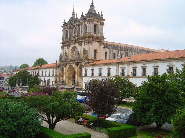 alcobaca Mosteiro de Alcobaca Portugal