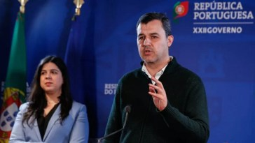 Andre Silva e Ines Sousa Real