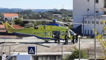 helicoptero heliporto hospital Tomar 453 4372742523593297110 n