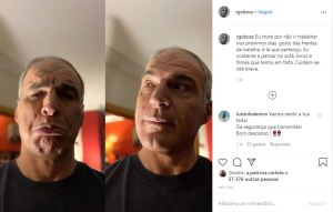 Rodrigo Guedes de Carvalho entra em quarentena voluntária