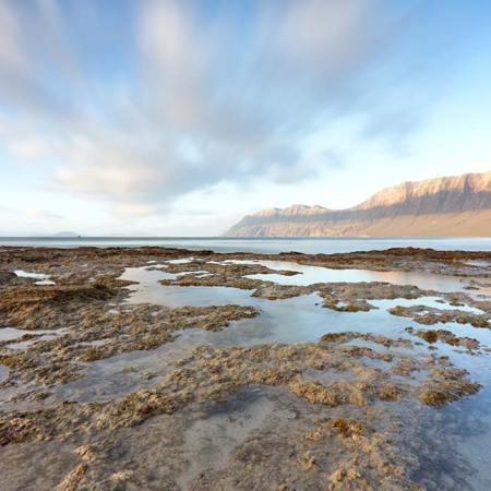 Playa de Famara – Probando nuevo material