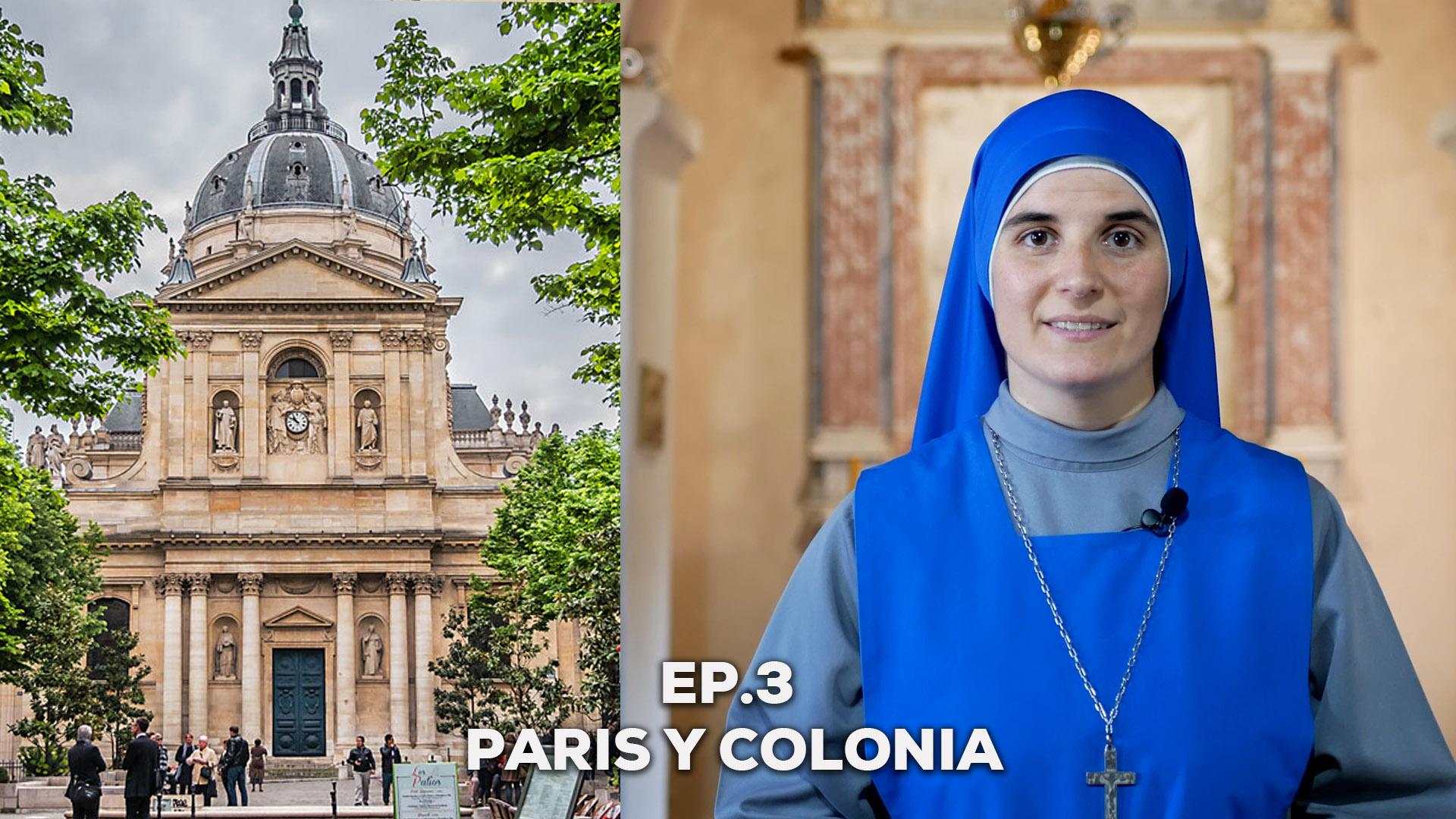 """Featured image for """"Tras los pasos de Santo Tomás de Aquino – Ep. 3: París y Colonia"""""""