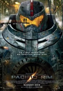 Pacific Rim movie poster photo