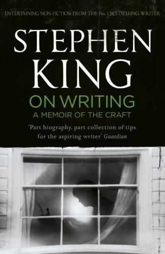 Omslag till boken On writing av Stephen King