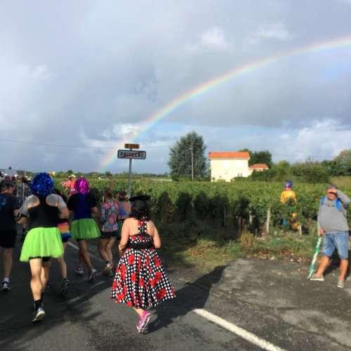 Medoc Marathon 2017 - Vädret