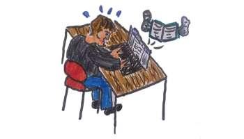 Lönar det sig att skriva en bok - Tomas Heed
