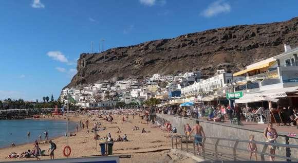 Playa de Mogán - Gran Canaria