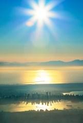 Vancouver Sunburst