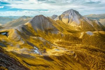Mount Crum Cirque