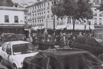 Wedding in Paris, 2004