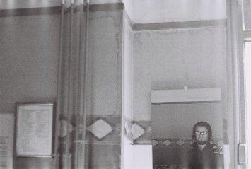 Self Portrait - Paris, 2004