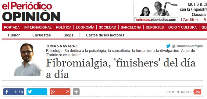 107. fibromialgia finishers