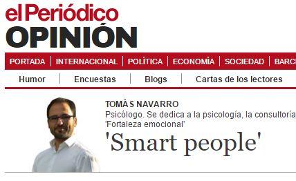 41. smart people
