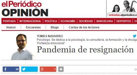 58. pandemia resignacion