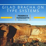 Gilad Bracha on type systems