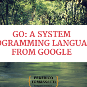 Go: a system programming language from Google