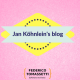 Jan Köhnlein's blog